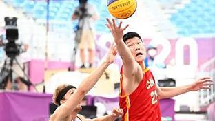 结束4连败,胡金秋9分+罚球绝杀!中国三人篮球首胜