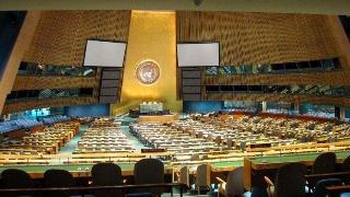 39國聯署抹黑攻擊中國!聯合國大會出現激烈交鋒